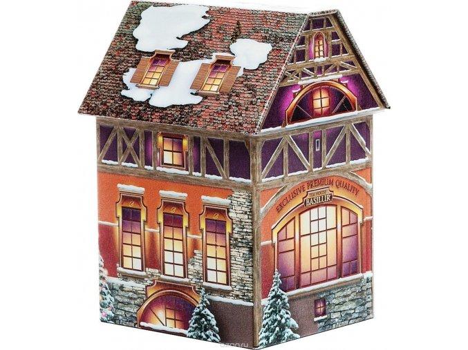 Basilur Christmas house 2