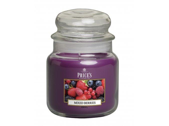 PMJ Mixed Berries