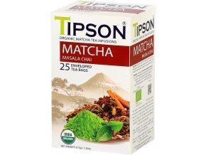 Tipson Matcha tea masala Chai