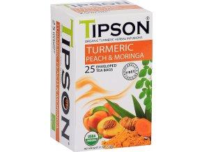 Tipson BIO turmeric peach moringa