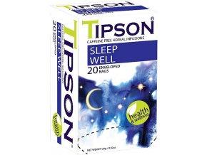 Tipson sleep well