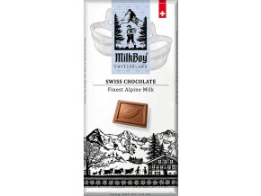 Milkboy alpine milk chocolate