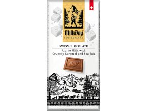 Milkboy caramel and sea salt chocolate