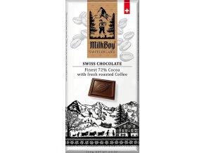 Milkboy darke roasted coffee