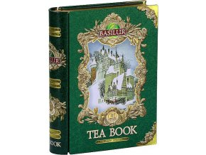 Basilur tea book green 88510