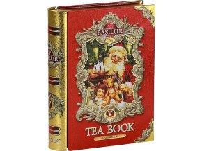 Basilur tea book IV red 88514