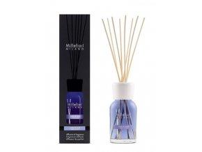 MILLEFIORI Natural Difuzér 250ml Violet & Musk