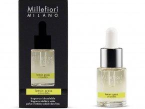 MILLEFIORI Natural Aroma olej 15mlLemon Grass