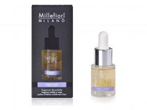 MILLEFIORI Natural Aroma olej 15ml Violet & Musk