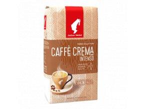 Julius Meinl Caffé Crema Intenso, 1kg, zrnková káva, krémová