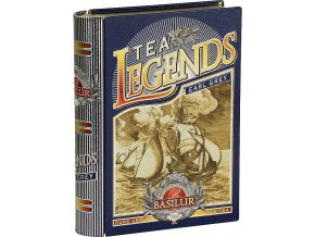 tea book earl grey legends