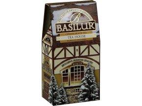 Tea house papír