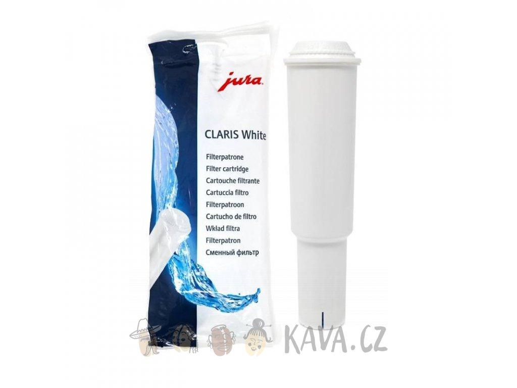 jura filtr claris white