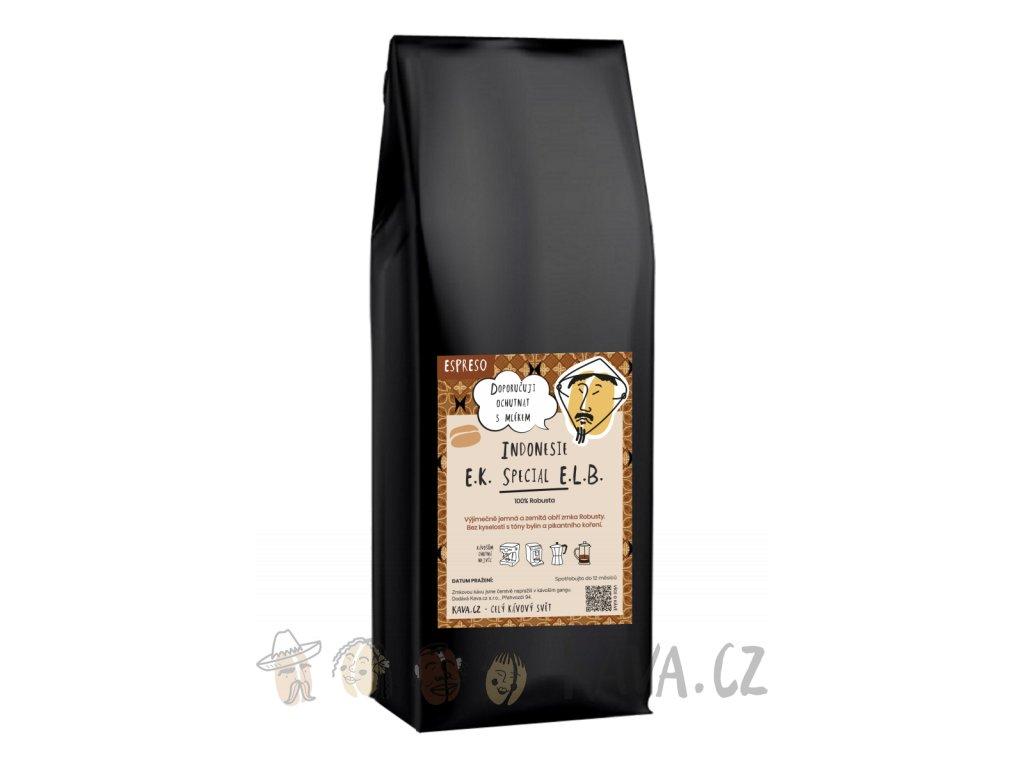 Coffee Club Indonesia E. K. Special