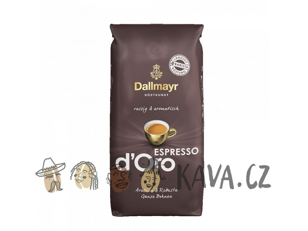 dallmayr espresso doro 1kg