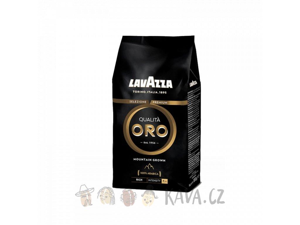 lavazza qualita oro mountain grown zrnkova 1kg