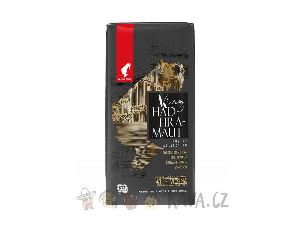 Julius Meinl King Hadhramaut UTZ Poetry Collection 250 g
