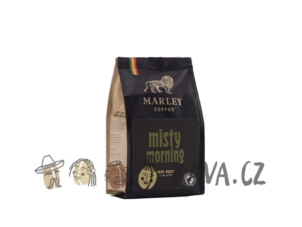 Marley Coffee Misty Morning