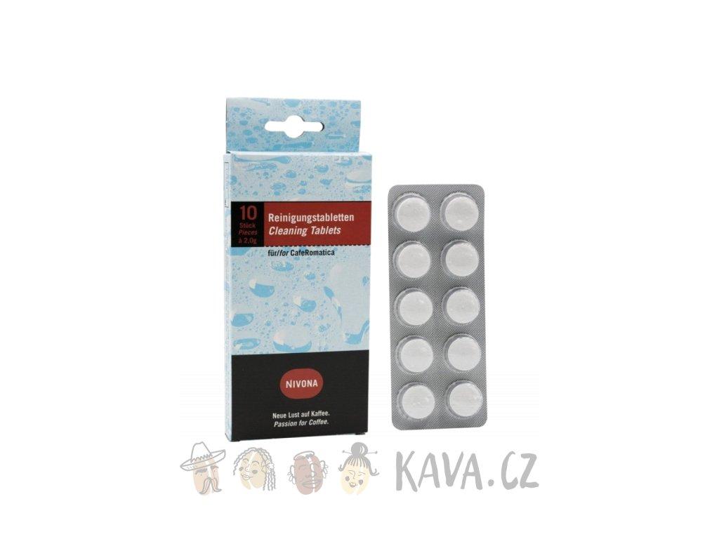 Nivona Čistící tablety NIRT 701