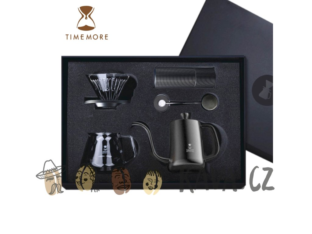 Timemore C2 Pour Over Set
