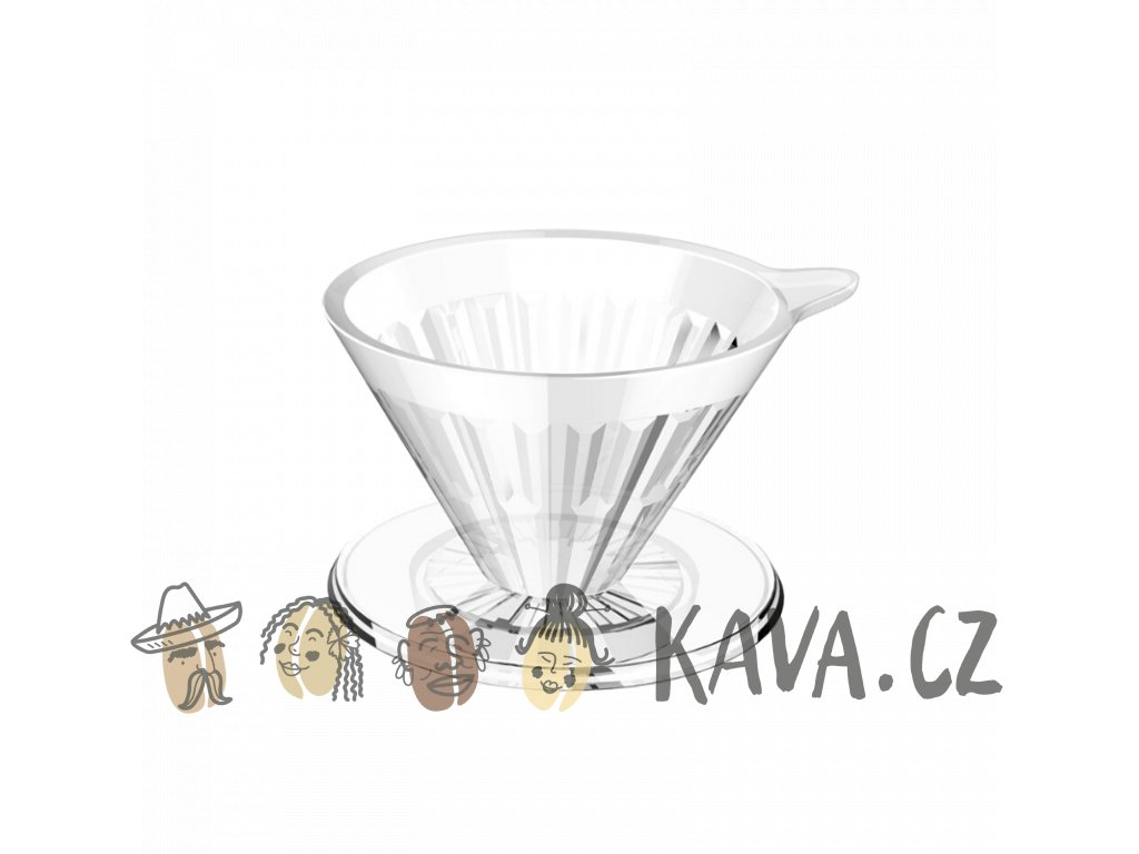 timemore crystal eye plastovy dripper 1