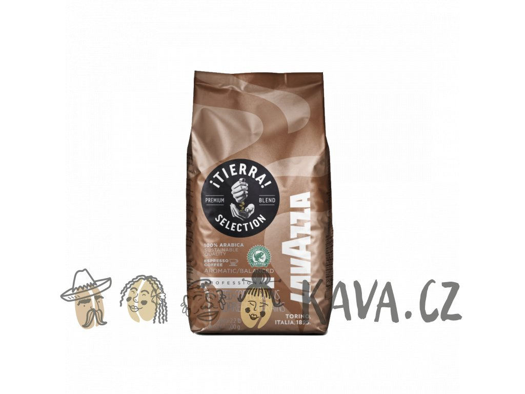 Lavazza Tierra Selection 1 kg