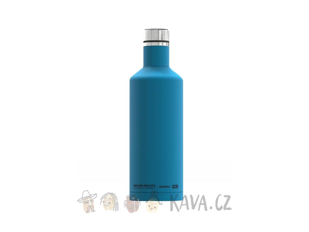 asobu cestovni termoska tsquare sbv15 modra 450 ml