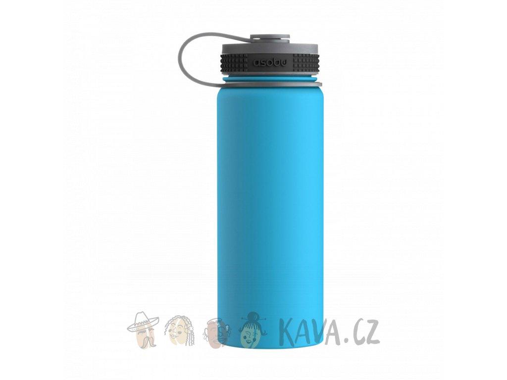 asobu cestovni termoska alpine tmf2 modra 530 ml