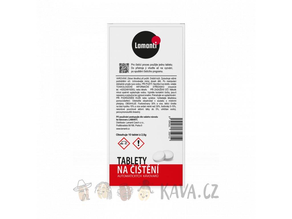 lamanti cistici tablety 10ks