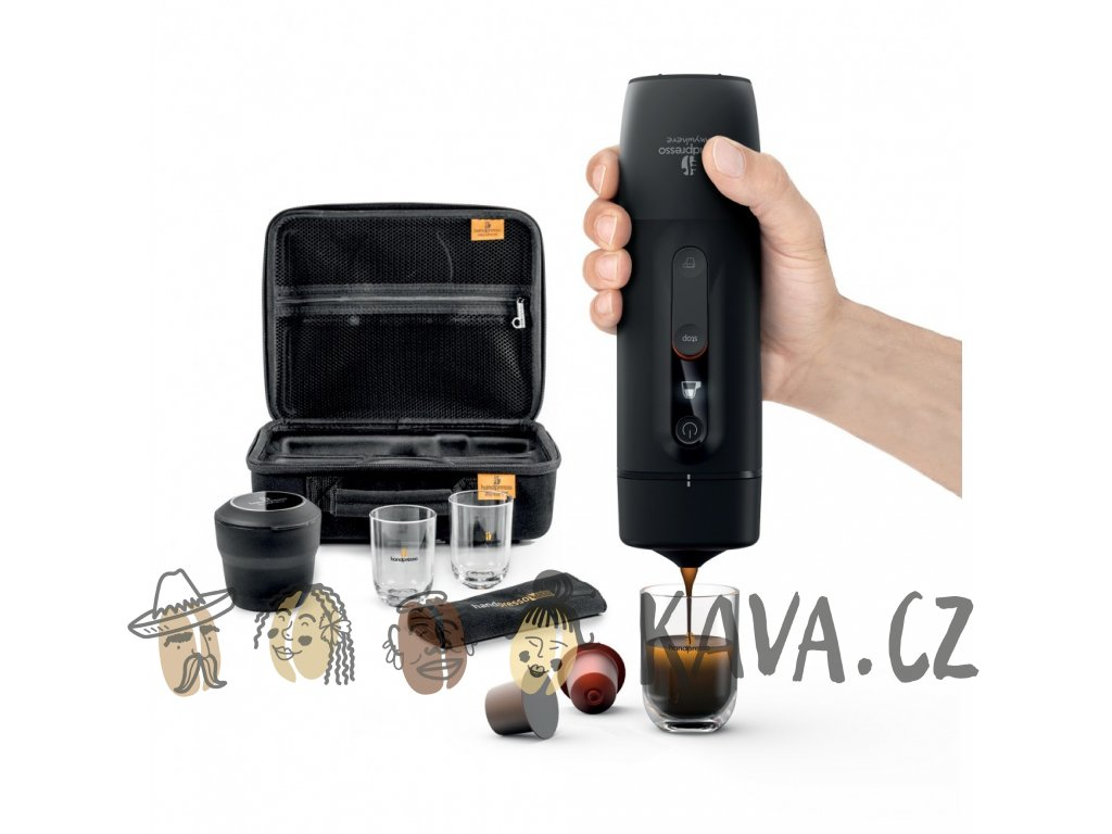 handpresso auto capsule set 1