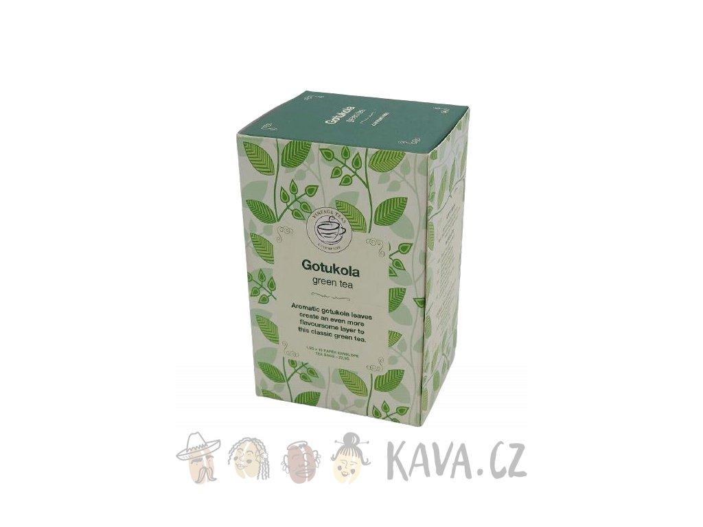 vintage teas ajurvedsky caj gotukola
