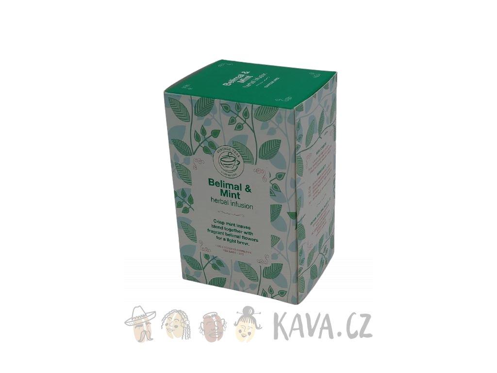 vintage teas ajurvedsky caj belimal s matou