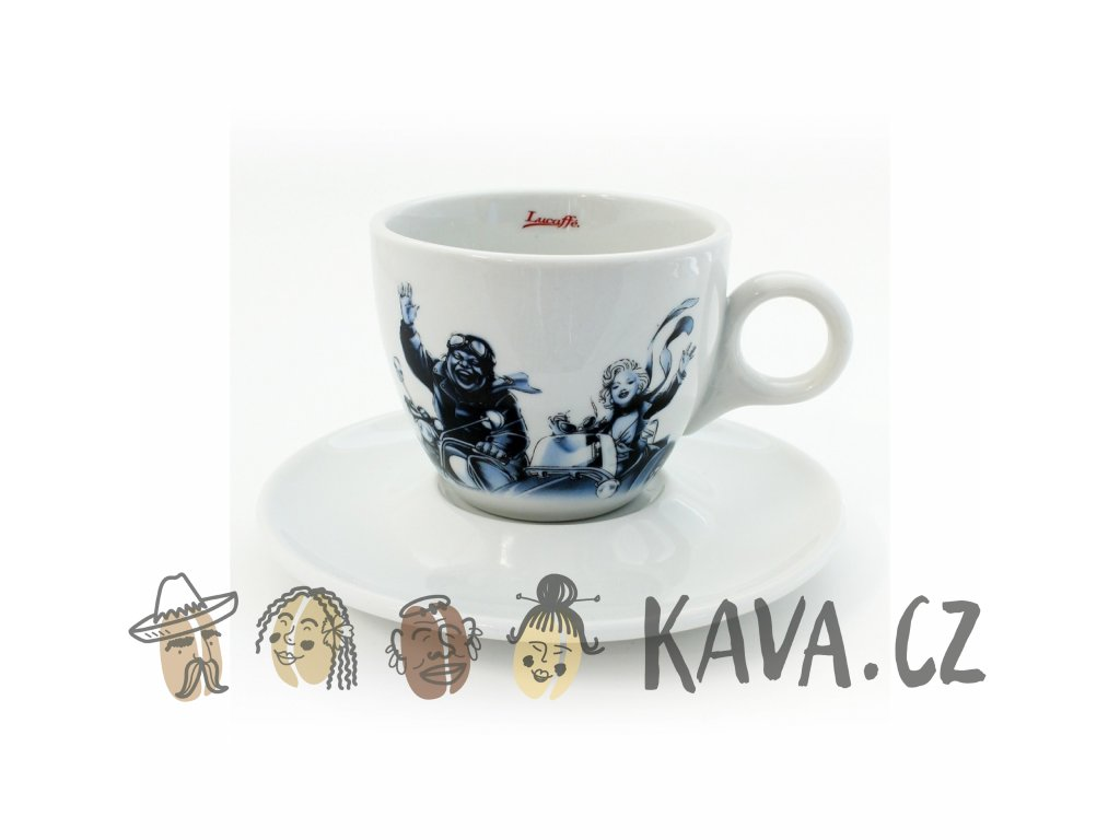 blucaffee cappuccino cup