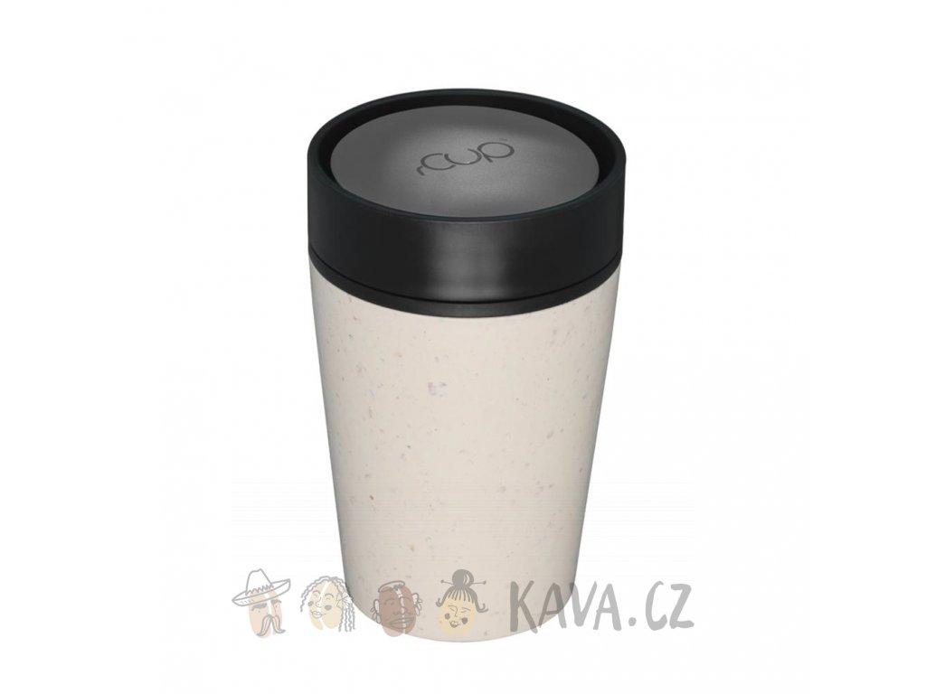 rCUP Kelímek Cream and Black 227 ml