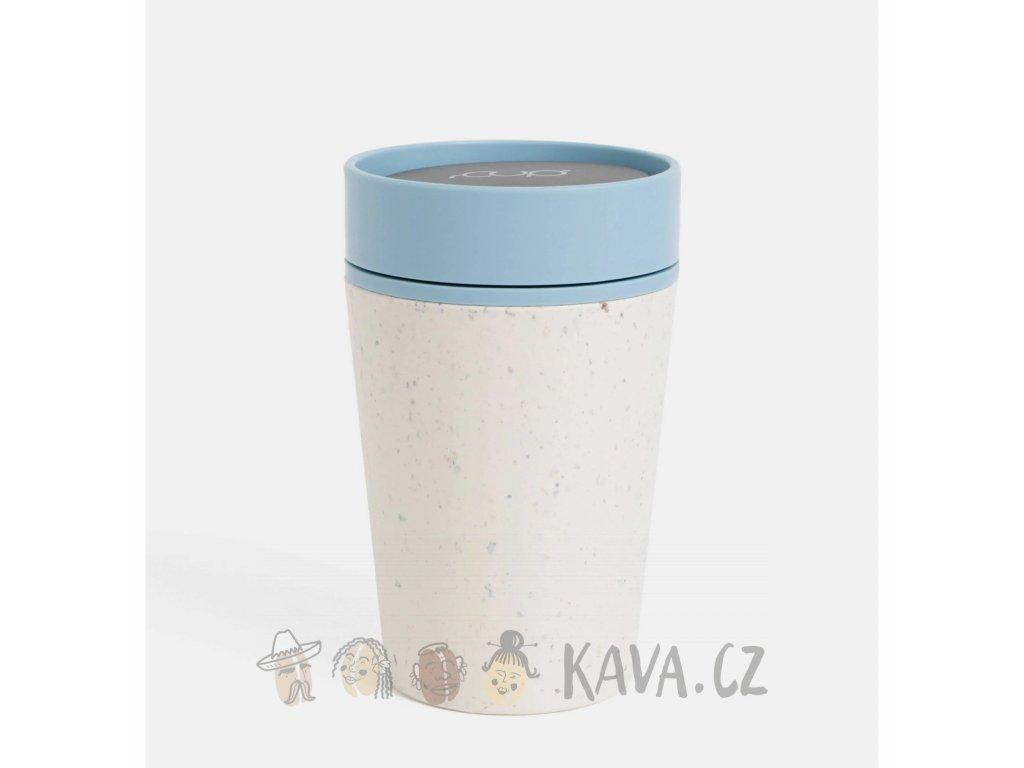 rCUP Kelímek Cream and Teal 227 ml
