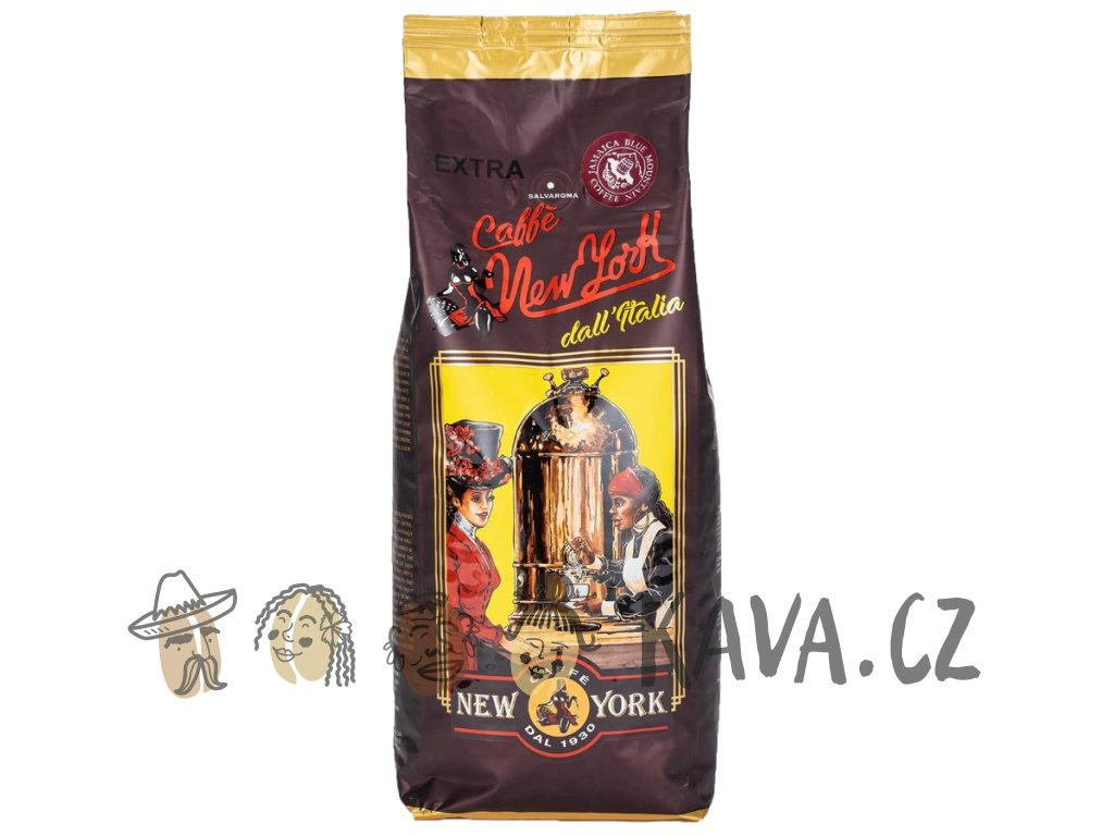New York Extra Arabica 1kg 1