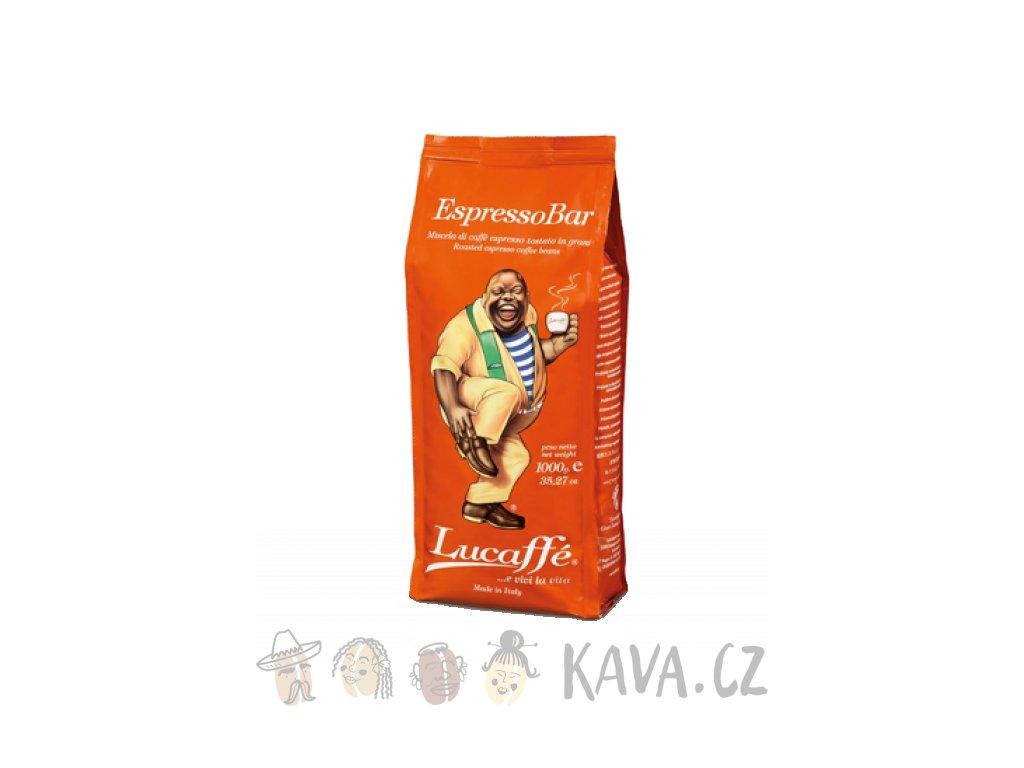 luccaffe espresso bar 1kg