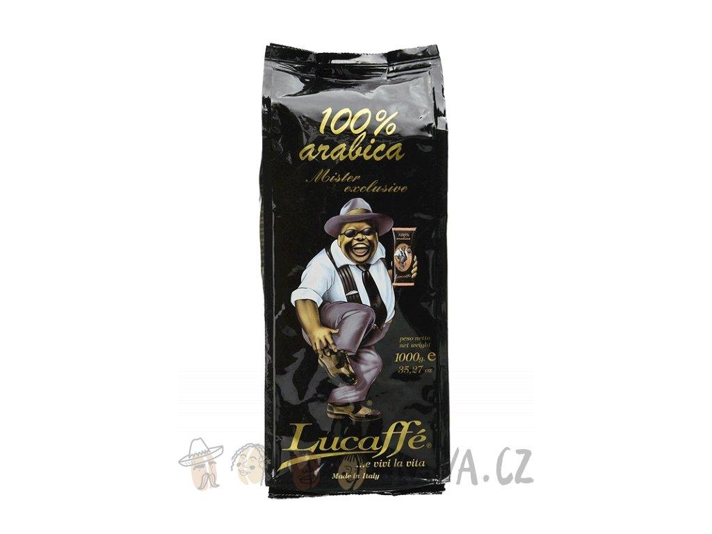 lucaffe mr exclusive 1kg