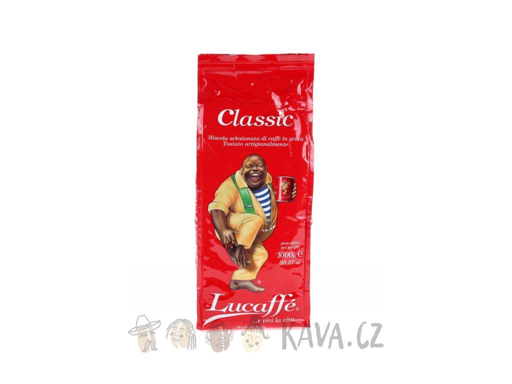 luccaffe espresso classic 1kg