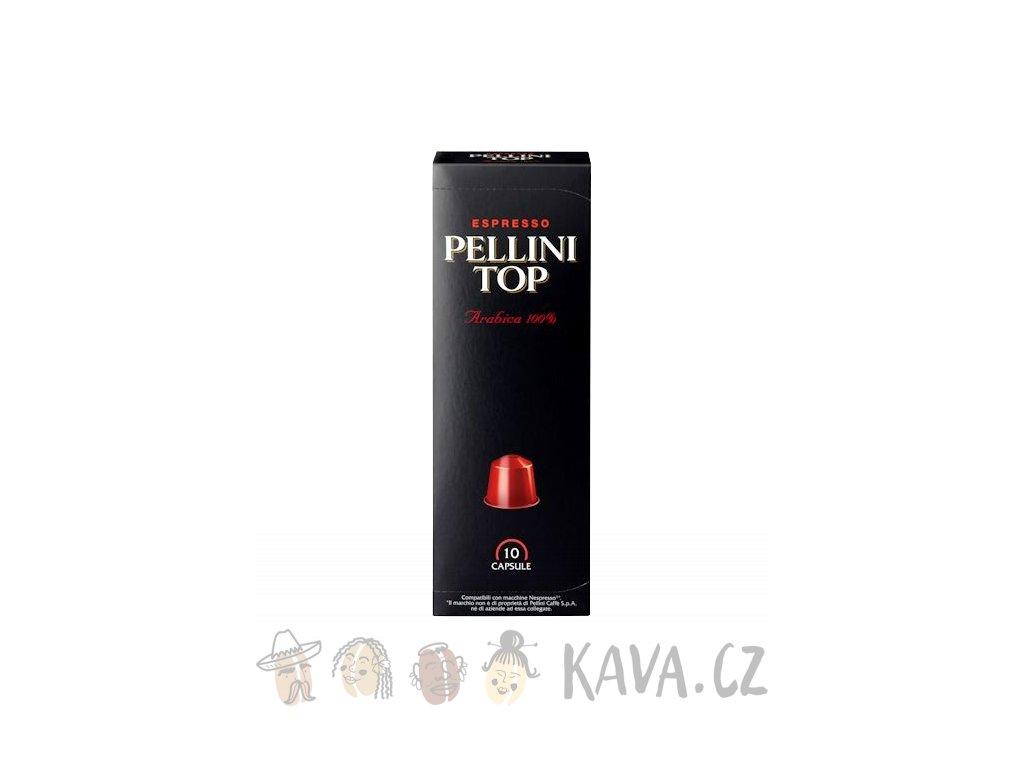 Pellini Top kapsle pro Nespresso®
