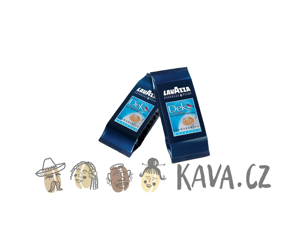 lavazza espresso point dek