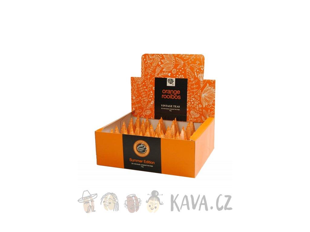 vintage teas rooibos orange