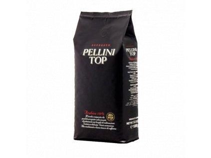 Zrnková káva Pellini Top 1kg
