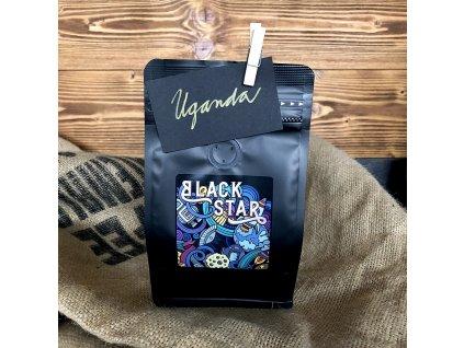 Black Star Uganda Kuku Bududa 250 g