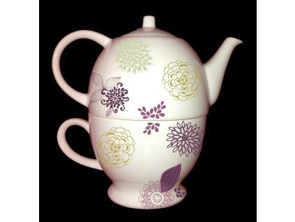 Tea Pot visual
