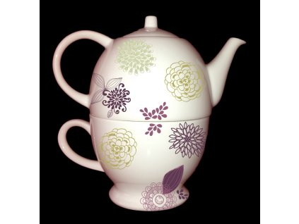 Tea Pot visual