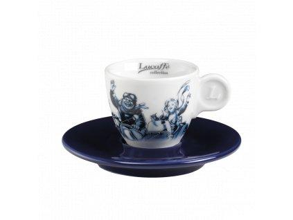 Šálek Lacaffé BLucaffé espresso