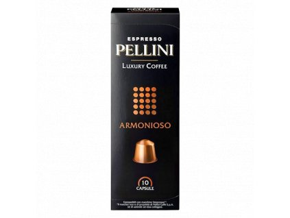 nespresso pellini armonioso