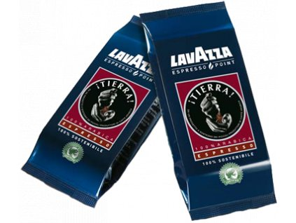 lavazza espresso point tierra
