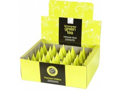 vintage teas green tea lemongrass